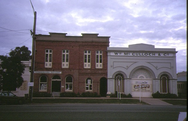 1 former permewan wright offices echuca front view