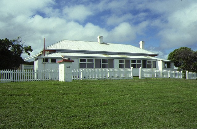 cape otway lightstation front view nov1997