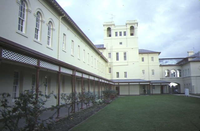 aradale ararat courtyard
