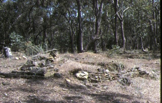 1 raggedy lead gold mining precinct percydale historic reserve avoca landscape