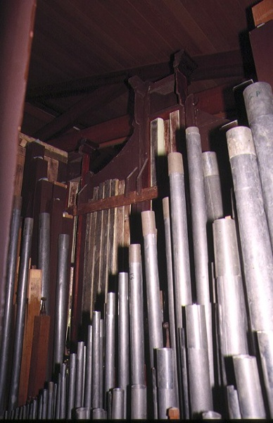 1 pipe organ our saviour lutheran church knoxfield pipe detail