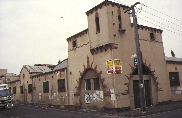 1 former brunswick market ballarat street brunswick front view apr1996