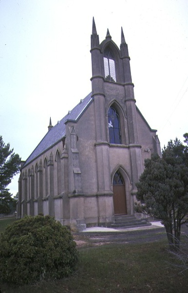 1 holy trinity anglican chruch davy street taradale front view