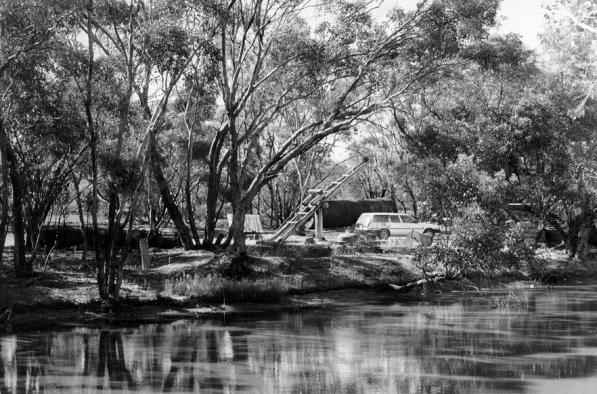 1 reudins eucalyptus distillery bendigo tennyson road bendigo view from water