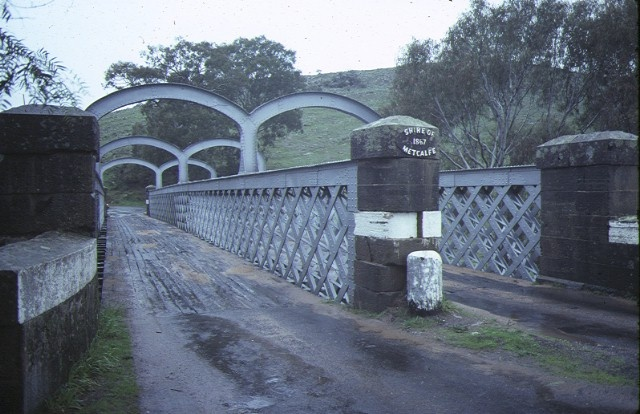 1 Redesdale Bridge redesdale end of bridge