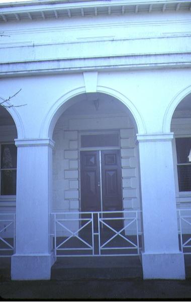 former supreme court now bendigo secondary college bendigo entrance jul1984
