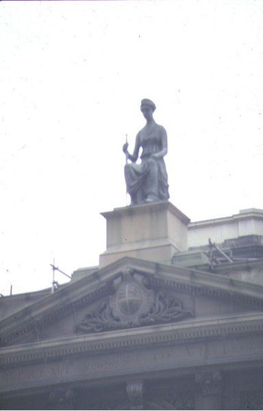 1 library of the supreme court william street melbourne pediment