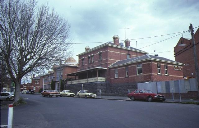 former police station ballarat street view