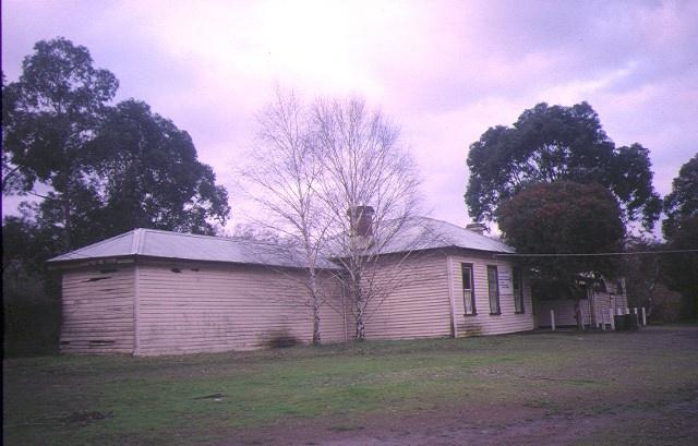 healesville railway station complex heasleville kinglake road healesville front view jun1995