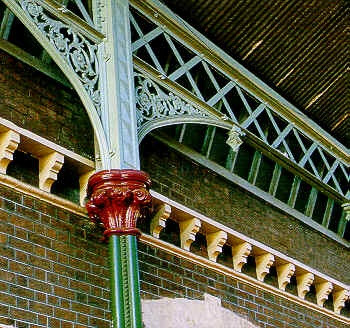 geelong railway station & goods shed railway terrace geelong roof detail publication