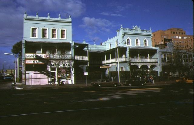 osborne house nicholson street fitzroy front view jun1979