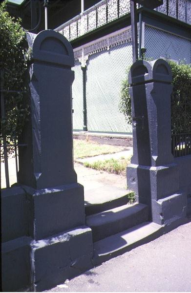 osborne house nicholson street fitzroy gates jan1979