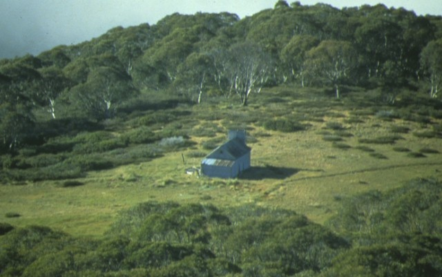 spargo's hut bright distance view