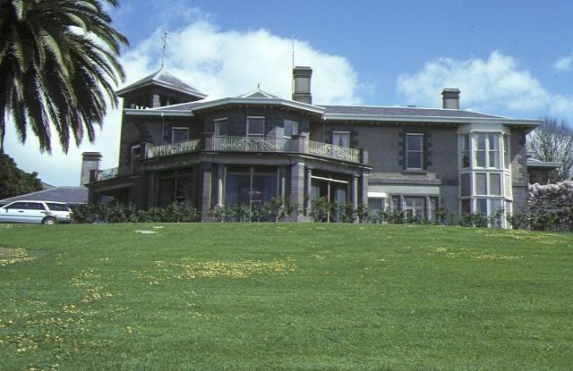 1 glenormiston homestead terang rear elevation