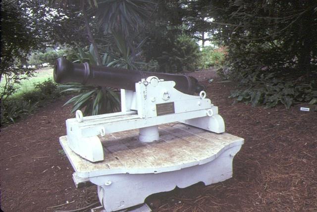 1 churchill island newhaven cannon jan1985