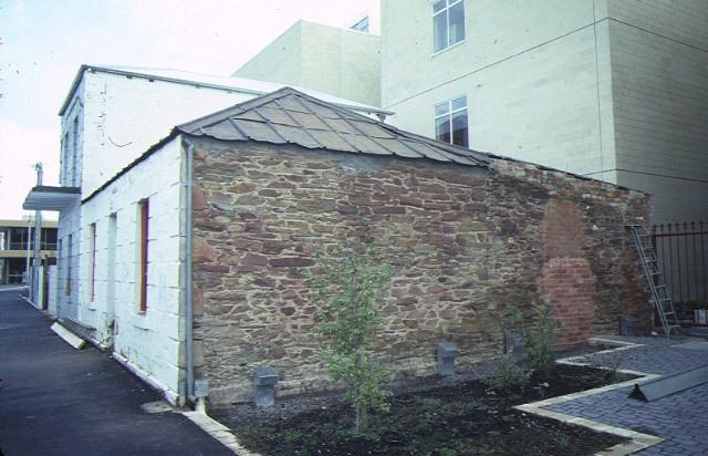 cottages hargraves street bendigo side view specimen cottage jul1984