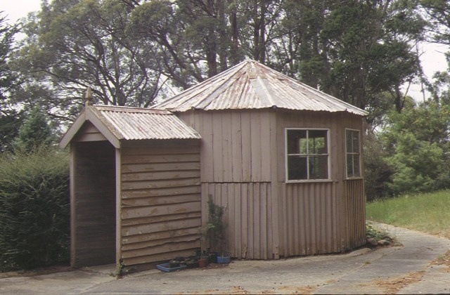 primary school number 1290 bolinda cherokee road kerrie shelter shed dec1998