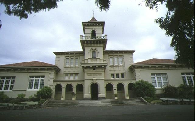 1 matthew flinders school number 8022 geelong front elevation