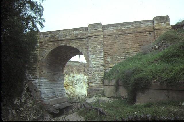 1 bridge over djerriwarrh creek bacchus marsh front elevation sep1984