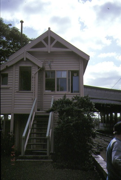 clifton hill railway station complex hoddle street clifton hill signal box