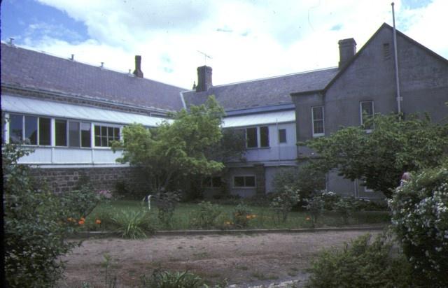 kilmore district hospital rutledge street kilmore hospital wing oct1985