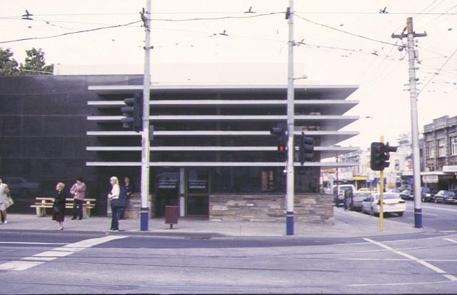 1 former es&a bank glenferrie road malvern high street elevation