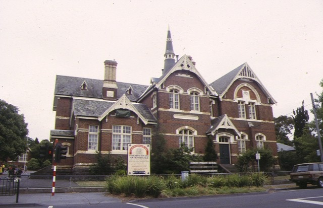 1 auburn primary school no 2948 front view