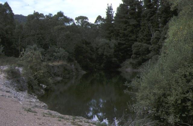 1 tronoh gold dredgiong ponds harrietville landscape