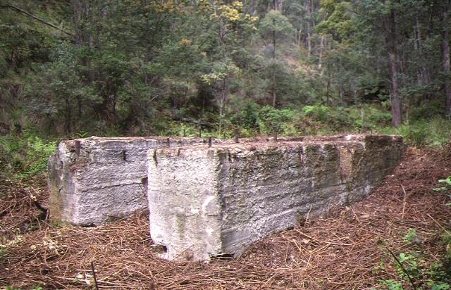 1 rose thistle & shamrock quartz mining precinct harrietville lower treatment plant