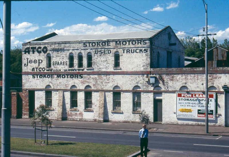 h01810 1 melbourne omnibus building 1997