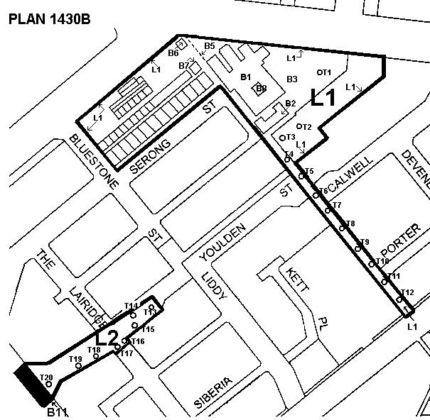 1430b newmarket saleyards plan