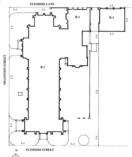 st pauls cathedral precinct registration plan