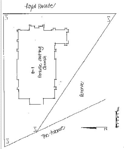 college church parkville registration plan