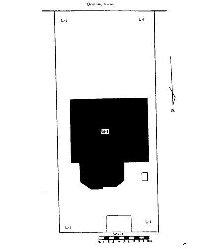 prefabricated residence ormond rd registration plan