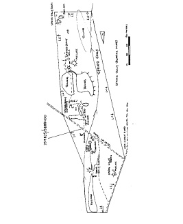 srping gully quartz mine plan