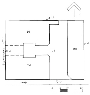former number 3 carlton fire station swanston street carlton plan