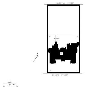 primary school number 1253 dorcas street south melbourne plan