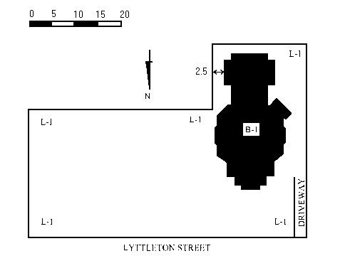 uniting church lyttleton st castlemaine plan
