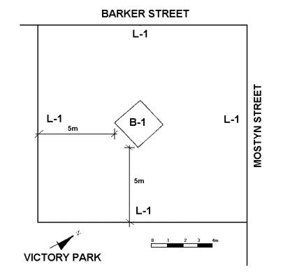 patterson memorial drinking fountain plan