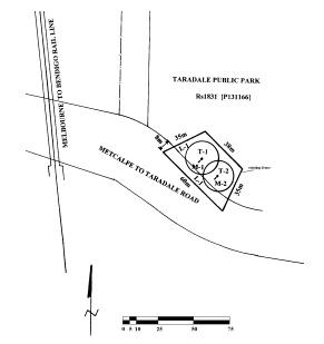 royal oaks taradale plan
