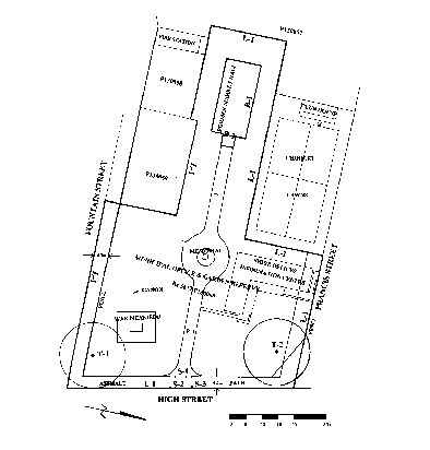 former market hall & royal oaks maldon plan