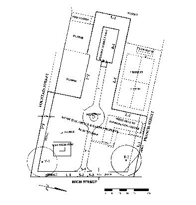 former market hall & royal oaks maldon plan