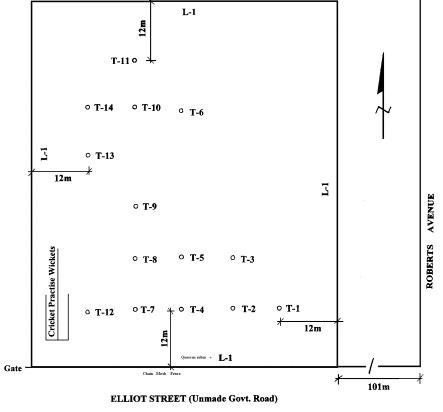 cunnacks valonia oak plantation plan