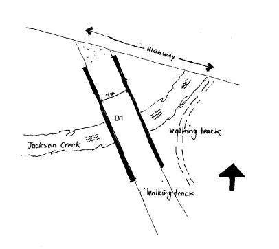 bridge over jackson's creek sunbury plan
