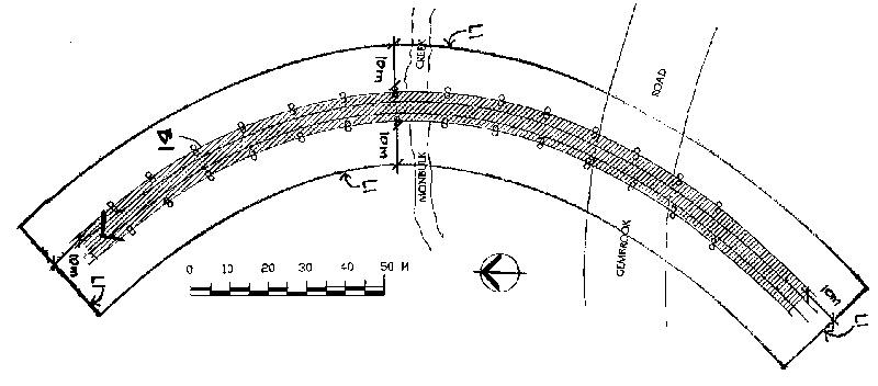 rail bridge at selby
