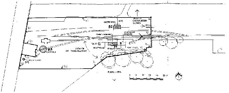 maldon railway station plan