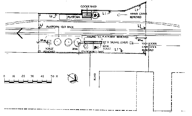 manangatang railway station plan