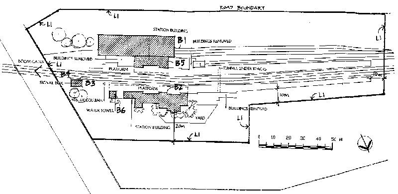 kyneton railway station plan