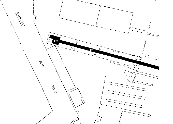 h01648 paynesville slip and winch shed plan