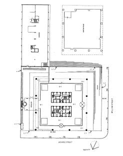 former bhp house melbourne plan